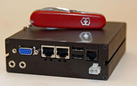 Fit-PC: EL micro ordenador que consume tan solo 5 vatios