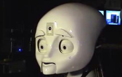 (Video) Robot Nexi del MIT
