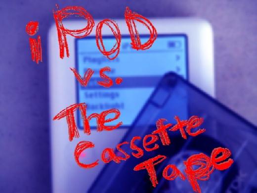 iPod vs. The Cassette