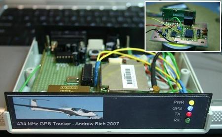 (DIY) 434 MHz GPS Tracker