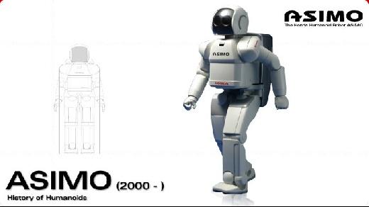 ASIMO se pega la gran ostia