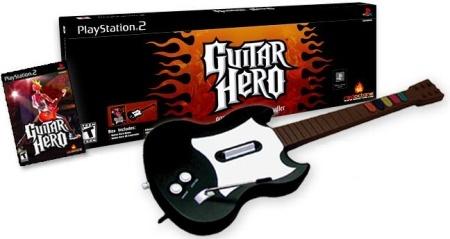 Aprende a tocar la guitarra con Guitar Hero