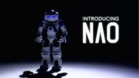 (Video) Robot bípedo NAO de $15.000