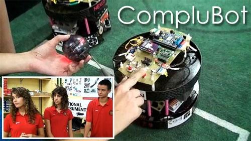 Video de CompluBot en la prensa nacional