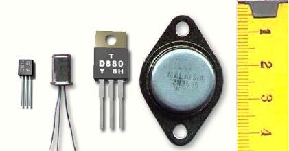 Nueva tecnología de transistores de alta velocidad