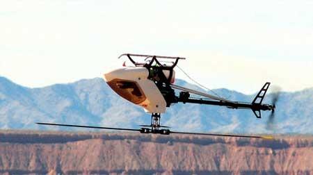 (Video) Helicoptero autónomo inteligente de Stanford
