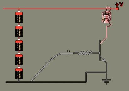 Cómo funciona un transistor