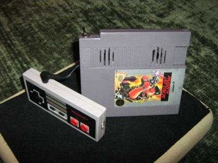 (Video DIY) NES MP3 Player con altavocez externos