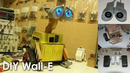 (DIY) Cómo hacer un robot Wall-E casero