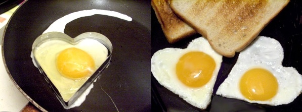 DIY: Hechale huevos y dile que la quieres