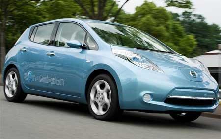 Nissan Leaf: El coche eléctrico llega a España