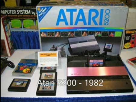 (Video) Las consolas de los últimos 30 años