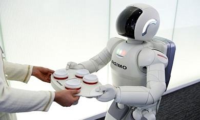 Video comercial de Honda ASIMO
