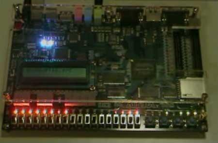 (Video) SNES SPC700 music player con FPGA
