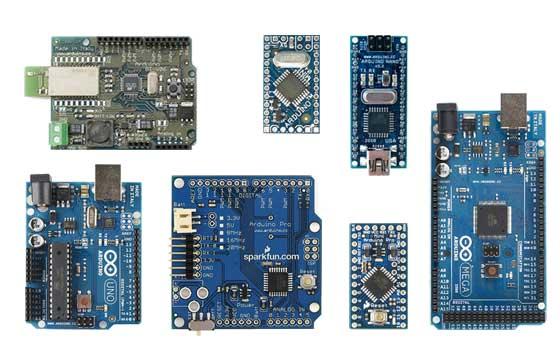 Cómo comenzar con Arduino - Modelos y características