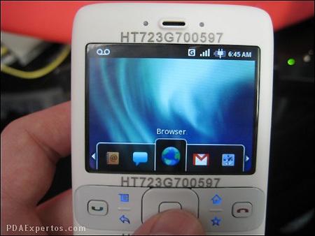 (Video) Demonstración de Google Android (Prototipo HTC)