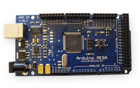 Presentación Arduino Mega