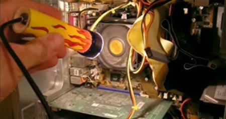 (Video DIY) Como hacer una linterna USB casera