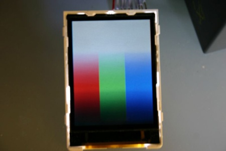 (DIY) Interfaz para LCD Nokia color con Arduino