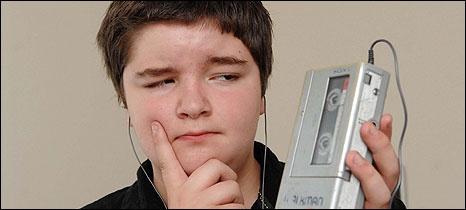 Cambiarías tu iPod por un Walkman?