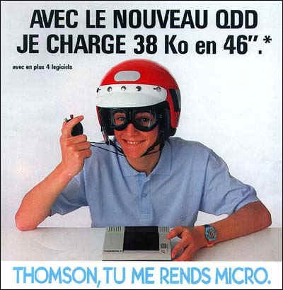 Thomson Quick Disk Drive