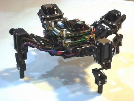 Self Modeling Robotics