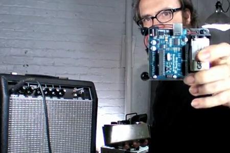 Arduino: Modifica el pedal de tu guitarra