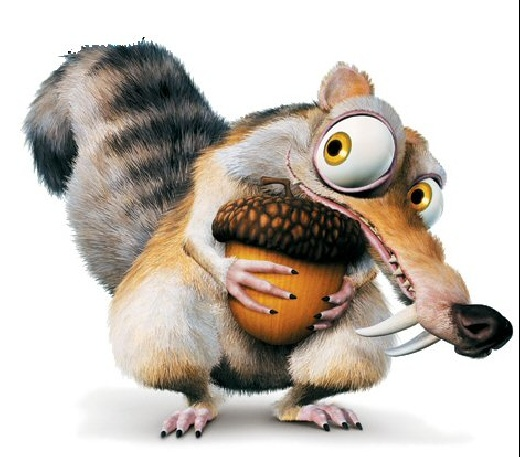 (Video) Scrat: No Time For Nuts