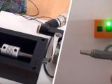 Regulador de presión de aire comprimido con Arduino