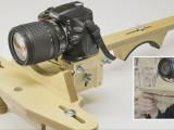 Cómo hacer un soporte de hombro para Cámaras DSLR en madera