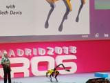 Resumen de la feria de robótica iROS 2018 en Madrid