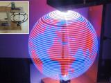 Cómo hacer un globo POV RGB con Arduino