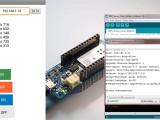 Control de un LED por Wifi con webserver usando Arduino MKR 1000