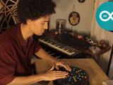Extraño y espectacular instrumento de música MIDI creado con Arduino