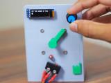 Máquina automática con Arduino para probar interruptores