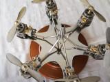 El maestro Patelo fabrica su propio Dron que no puede volar y es maravilloso