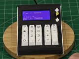 Calculadora casera para convertir medidas con Arduino