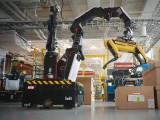 El nuevo robot de Boston Dynamics se llama Stretch y mueve cajas así de bien